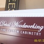 custom exterior business signage boston architectural business signage burlington