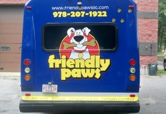 bus wrap custom wrap design burlington ma boston