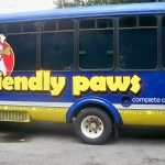 bus wrap design north reading ma