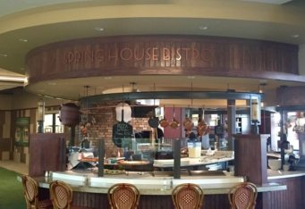 dimensional interior signage architectural signage restaurant sign boston ma architectural letters wall logo