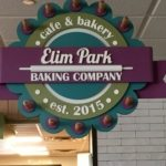 interior sign bakery sign dimensional signage boston