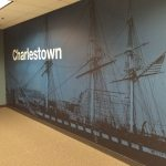 vinyl wall mural graphic installation boston ma