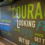 wall graphics wall murals fitness gym massachusettswall signs for business