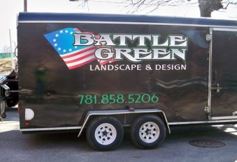 business trailer lettering burlington ma