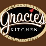 gracies kitchen logo design waltham ma boston