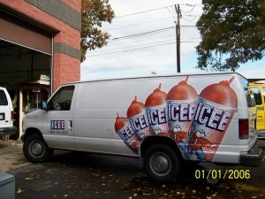 vinyl van graphics burlington ma