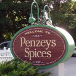 retail sign freestanding sign sandblasted sign dimensional sign exterior sign arlington ma
