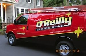 van wrap truck lettering vehicle wraps burlington ma boston vinyl wrap