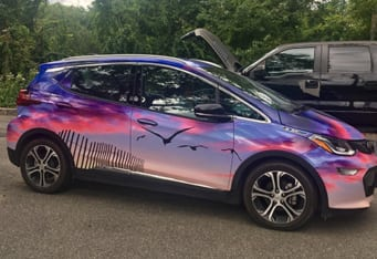 car wrap vinyl vehicle wrap beach car wrap burlington massachusetts
